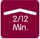 2/12 Minimum Slope