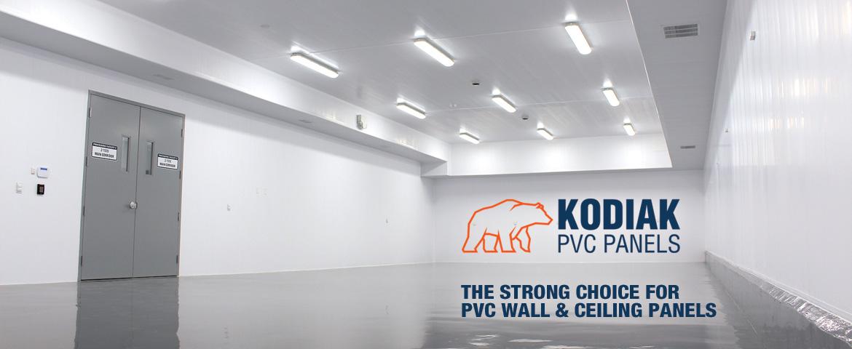 Kodiak PVC Panels